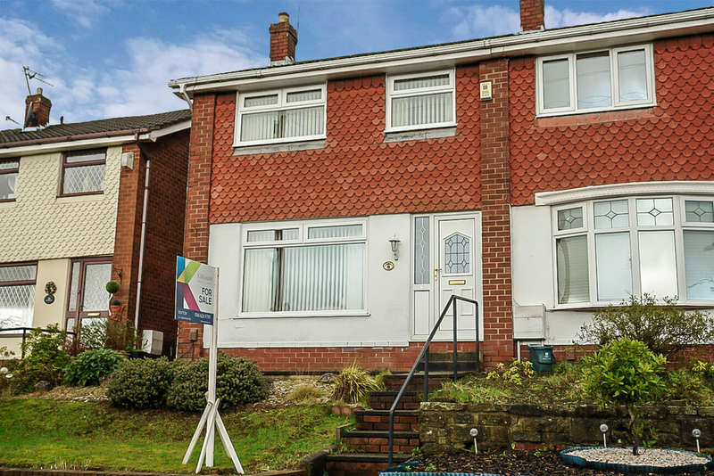 3 Bedrooms Town House for sale in Bransdale Avenue, Royton, Oldham