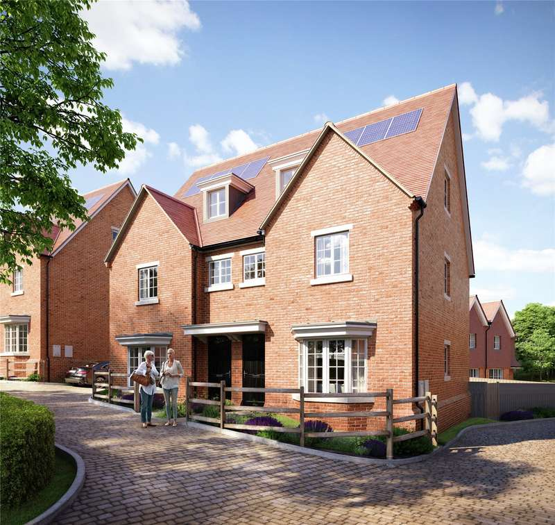 4 Bedrooms Semi Detached House for sale in Hollyfields, Tunbridge Wells, Kent, TN2