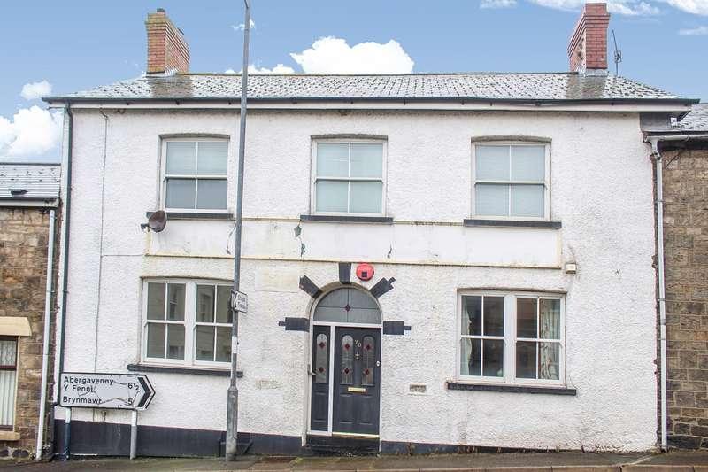 3 Bedrooms Terraced House for sale in High Street, Blaenavon, Pontypool, NP4