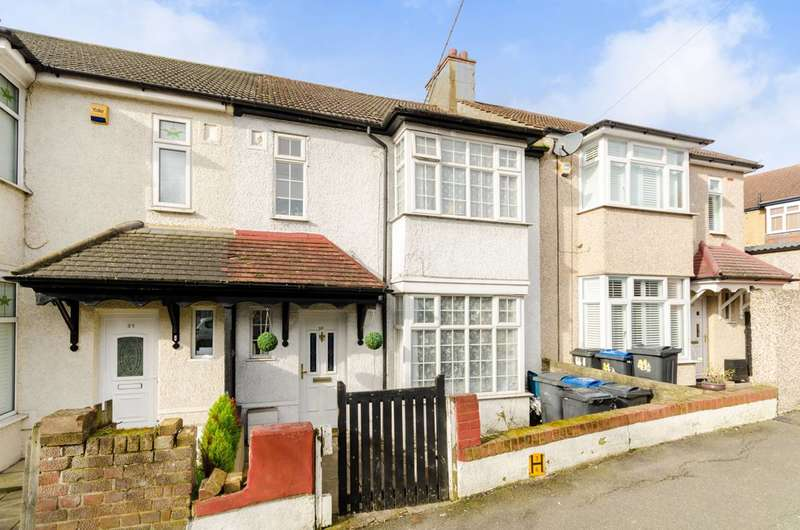 3 Bedrooms House for sale in Ladbrook Road, South Norwood, SE25