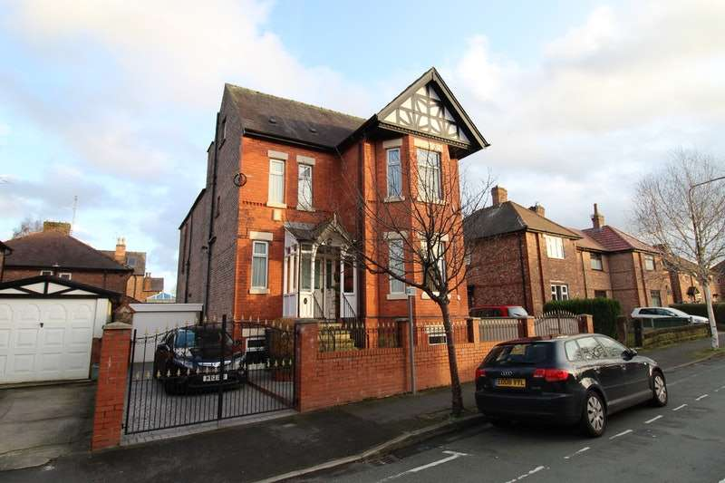 6 Bedrooms Detached House for sale in Hawarden Road, Altrincham, Greater Manchester, WA14