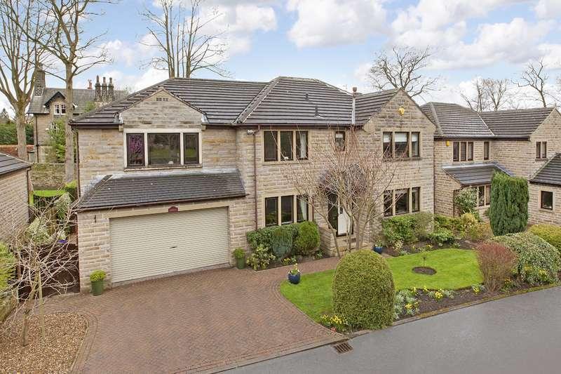 5 Bedrooms Detached House for sale in Wingfield Court, Bingley, BD16 4TE