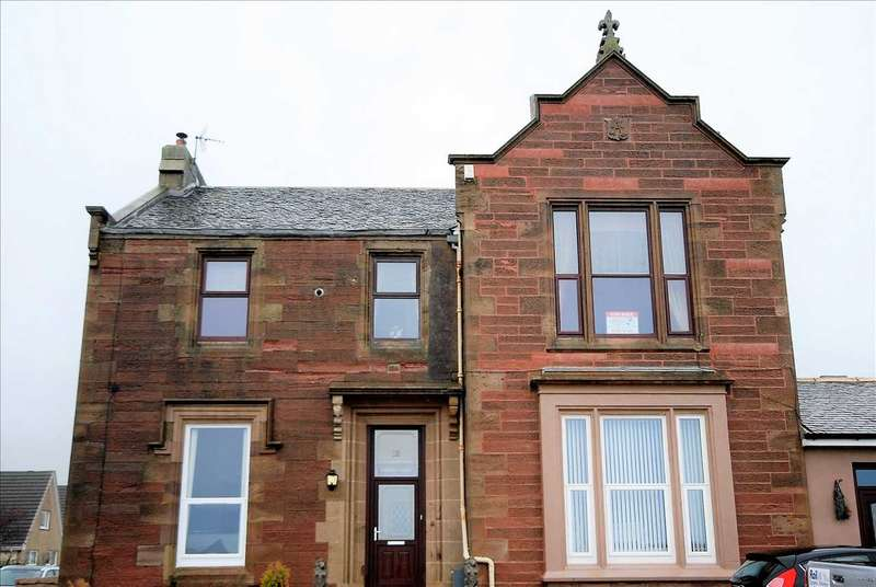 3 Bedrooms Apartment Flat for sale in South Crescent Road, Ardrossan