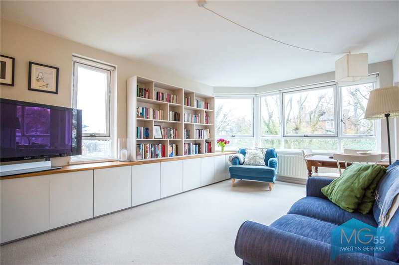 1 Bedroom Apartment Flat for sale in Haslemere Road, Crouch End, London, N8