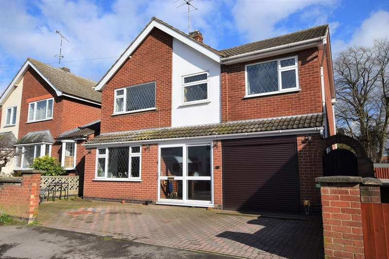 5 Bedrooms Detached House for sale in Highfield Street, Stoney Stanton LE9