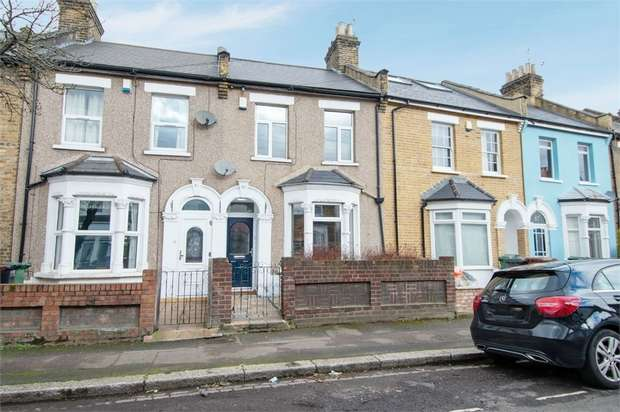 3 Bedrooms Terraced House for sale in Frith Road, London
