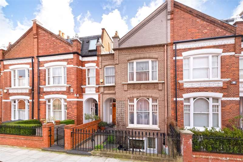 3 Bedrooms Terraced House for sale in Studdridge Street, London, SW6