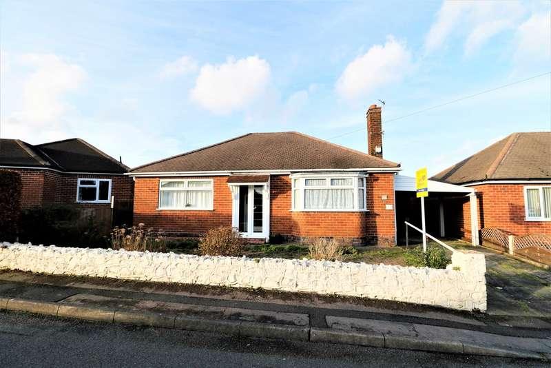2 Bedrooms Detached Bungalow for sale in Rowena Drive, Ashby-de-la-Zouch