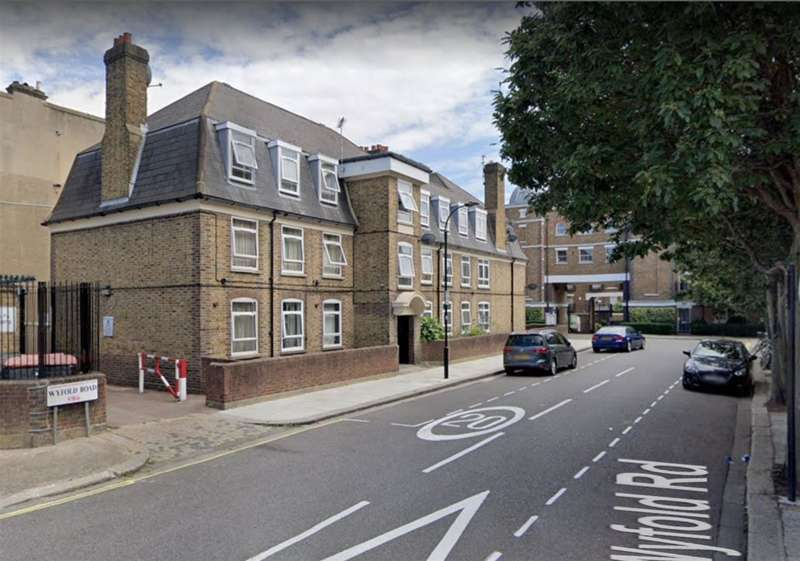 3 Bedrooms Ground Flat for sale in Wyfold Road, Fulham, SW6