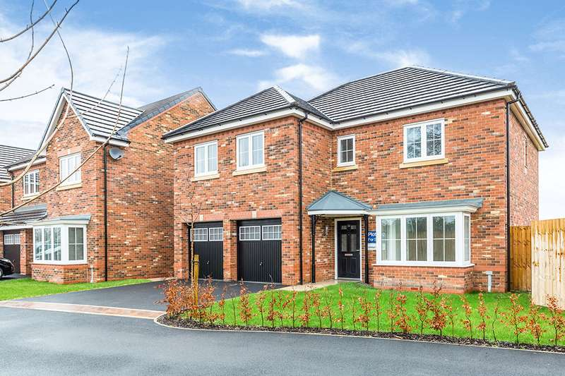 5 Bedrooms Detached House for sale in Joe Lane, Catterall, Preston, PR3