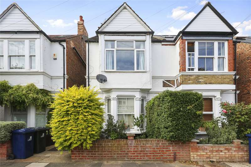 1 Bedroom Flat for sale in Graham Road, Chiswick, W4