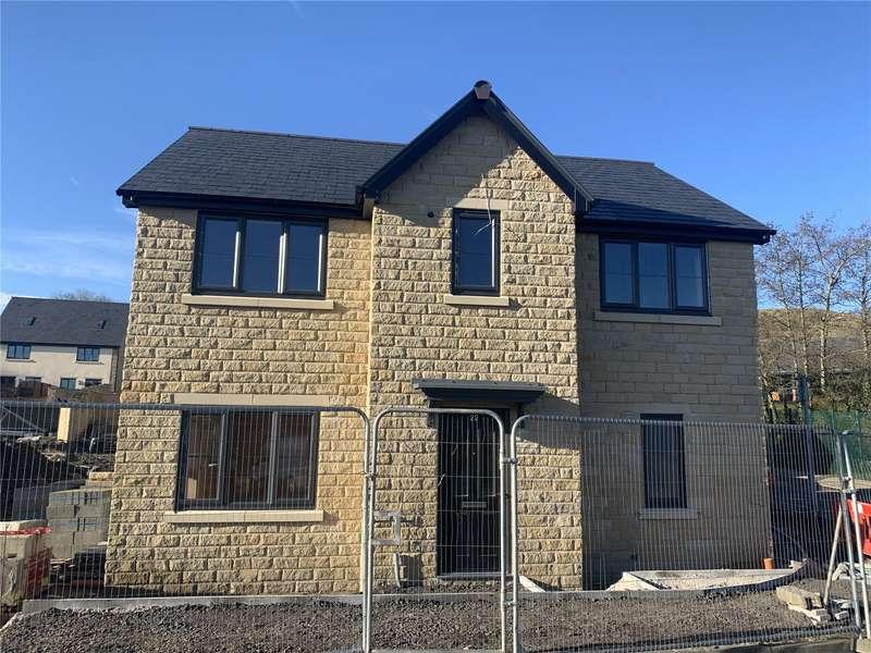 4 Bedrooms Detached House for sale in Plot 14 Oakenhead, 4 Oakenhead Green, Haslingden Old Road, Rossendale, BB4