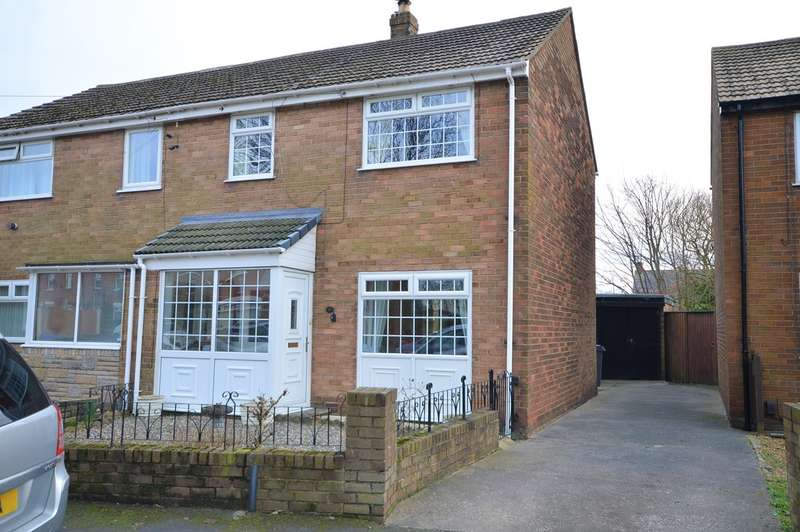 3 Bedrooms Semi Detached House for sale in Morley Road, Marton