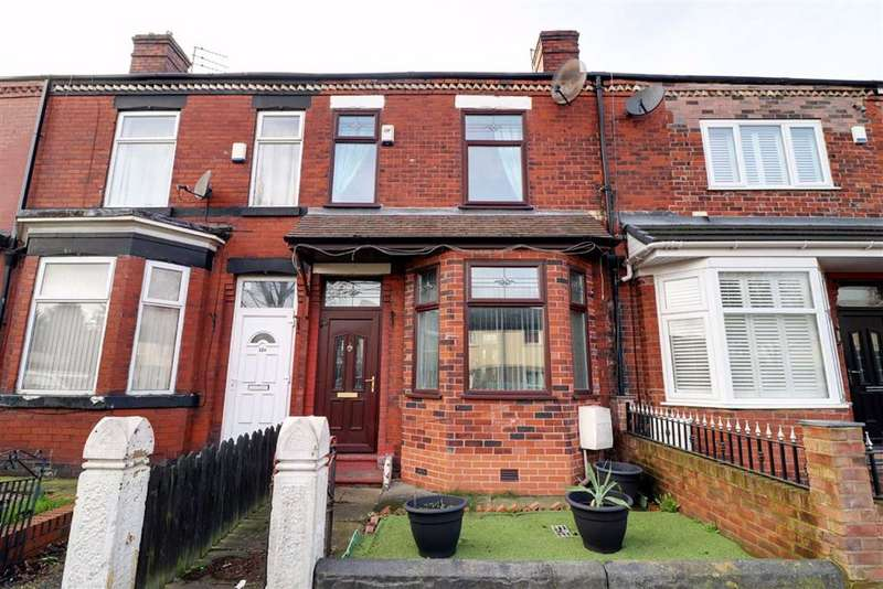 3 Bedrooms Terraced House for sale in New Lane, Eccles, Greater Manchester