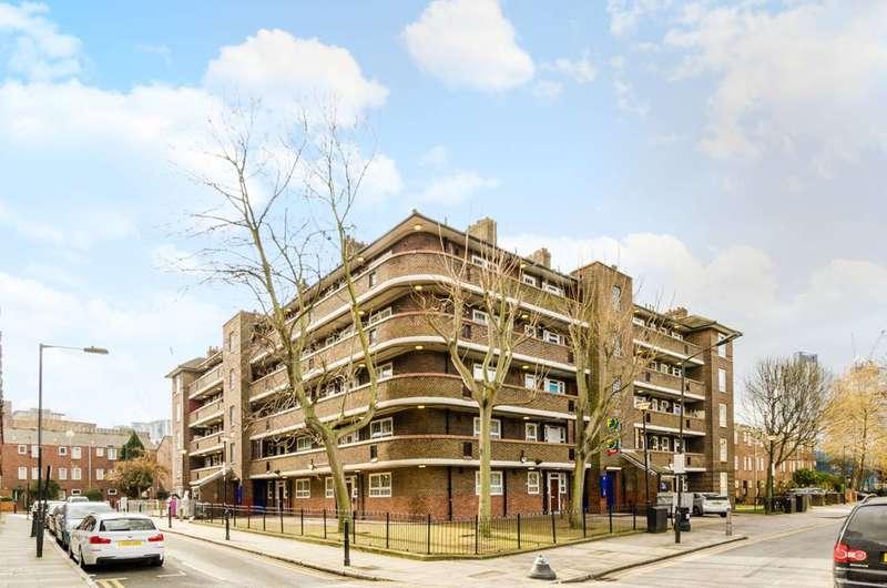 3 Bedrooms Flat for sale in Spelman Street, Brick Lane, E1