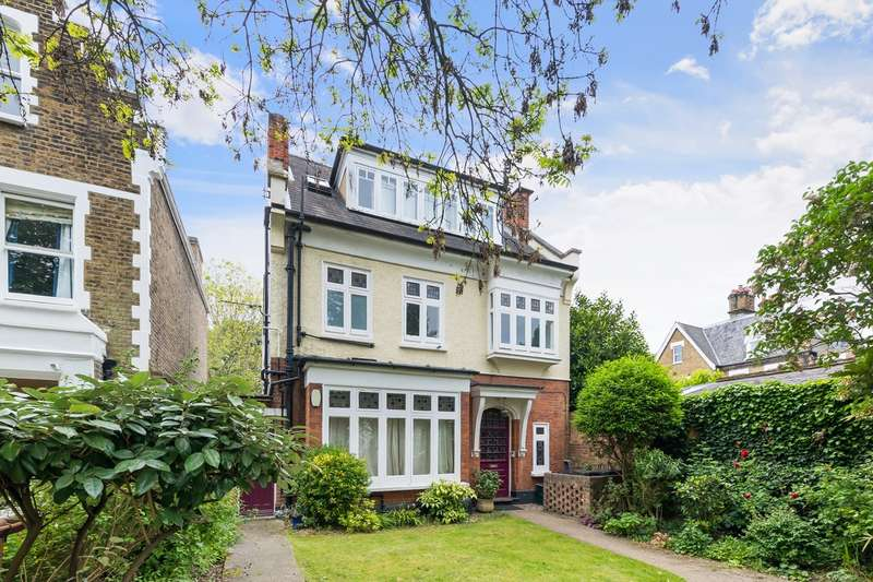 1 Bedroom Apartment Flat for sale in Grove Park Gardens, London, W4