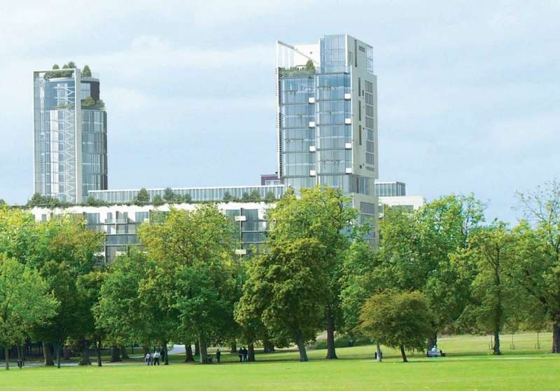 2 Bedrooms Apartment Flat for sale in Three City North, Finsbury Park, London, N4
