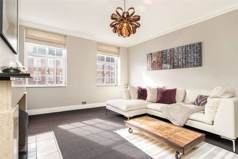 3 Bedrooms Flat for sale in Albemarle, Wimbledon Park Side, London, SW19