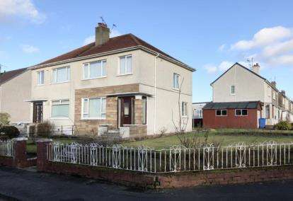 3 Bedrooms Semi Detached House for sale in Rylands Drive, Mount Vernon, Glasgow