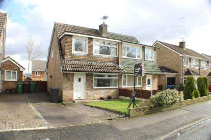 3 Bedrooms Semi Detached House for sale in Neston Road, Walshaw, Bury, Greater Manchester, BL8