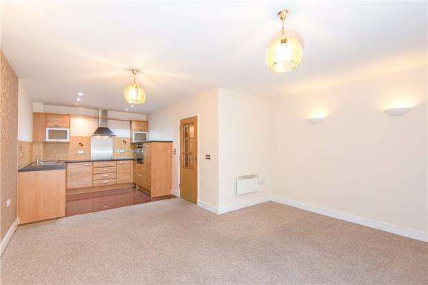 2 Bedrooms Apartment Flat for sale in Regents Place, Weevil Lane, Gosport