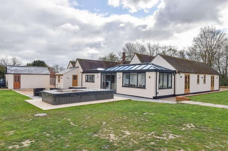 4 Bedrooms Detached House for sale in Shalford Green, Shalford, Essex