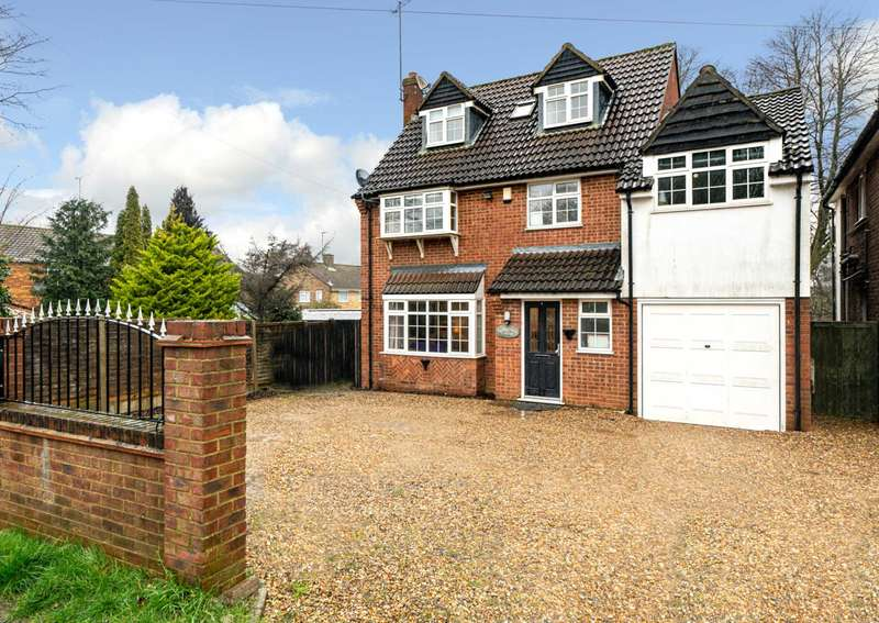 5 Bedrooms Detached House for sale in OVER 1700 SQ FT, Study, 5 BEDROOMS