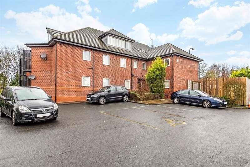 1 Bedroom Apartment Flat for sale in Prescott Street, Worsley, Manchester, M28 0ZA