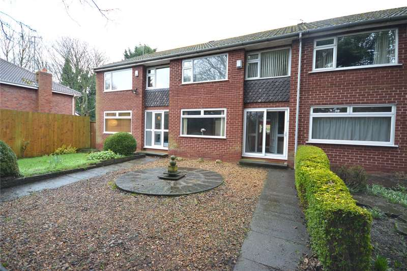 3 Bedrooms Terraced House for sale in Hollymead Close, Gateacre, Liverpool, L25