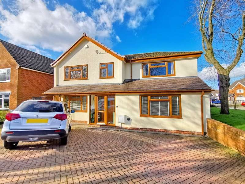 4 Bedrooms Detached House for sale in BIRD END, WEST BROMWICH, WEST MIDLANDS, B71 3EA
