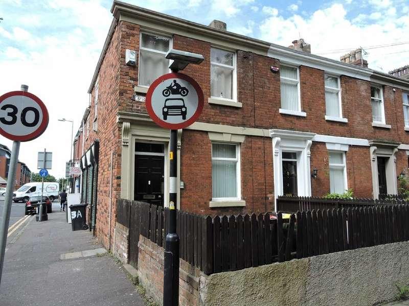 1 Bedroom Land Commercial for sale in Meadow Street, Preston