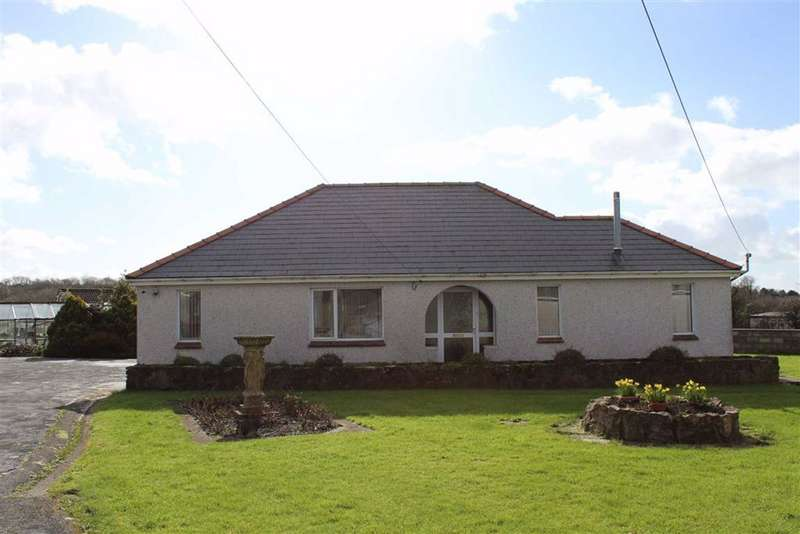 3 Bedrooms Detached Bungalow for sale in Priory Street, Kidwelly