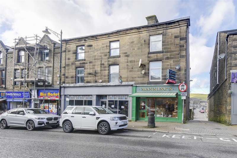 Commercial Property for sale in Deardengate, Haslingden, Rossendale, Lancashire