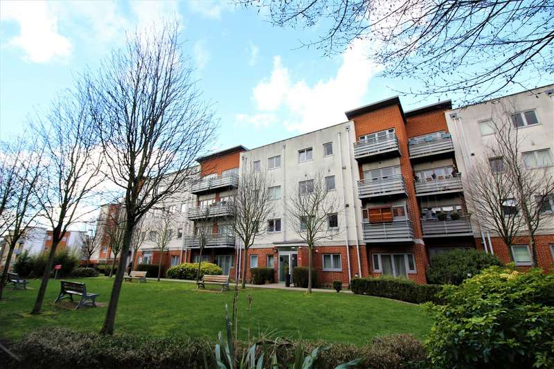 2 Bedrooms Flat for sale in Hawker Place, London