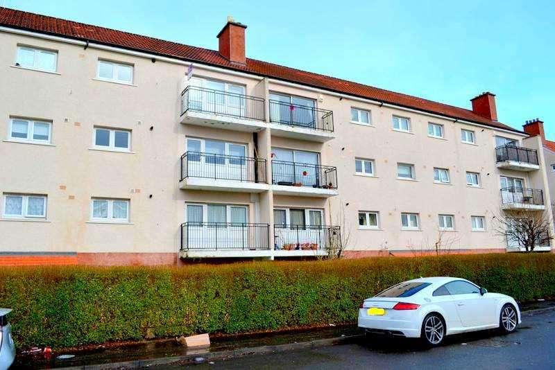 2 Bedrooms Flat for sale in Edinbeg Avenue, Toryglen, Glasgow