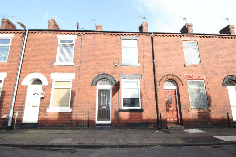 2 Bedrooms House for sale in Garden Street, Eccles, Manchester, Greater Manchester, M30