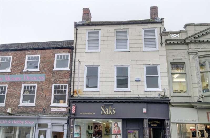 2 Bedrooms Maisonette Flat for sale in Blackwellgate, Darlington, DL1