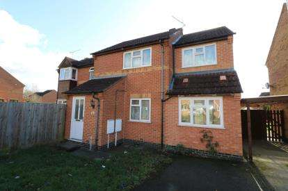 3 Bedrooms Semi Detached House for sale in Taylors Bridge Road, Wigston, Leicestershire