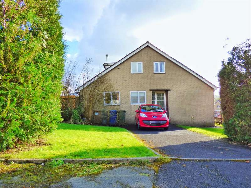 4 Bedrooms Semi Detached House for sale in Hameldon Road, Loveclough, Rossendale, BB4