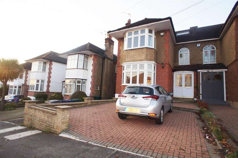 4 Bedrooms Semi Detached House for sale in Exeter Road, London