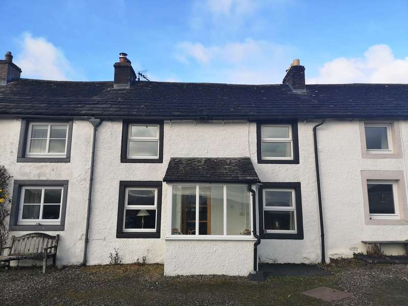 2 Bedrooms Cottage House for sale in Mell Fell View, Penruddock, Penrith, CA11