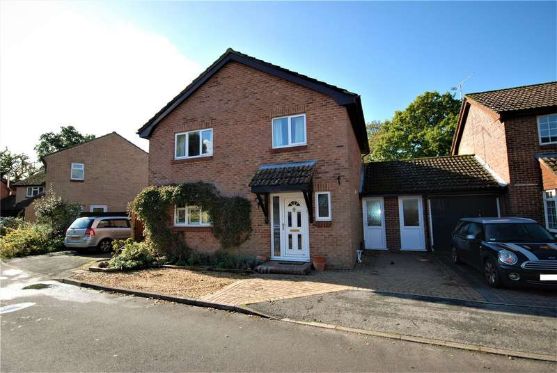 4 Bedrooms House for sale in Allenwater Drive, Fordingbridge, Hampshire, SP6
