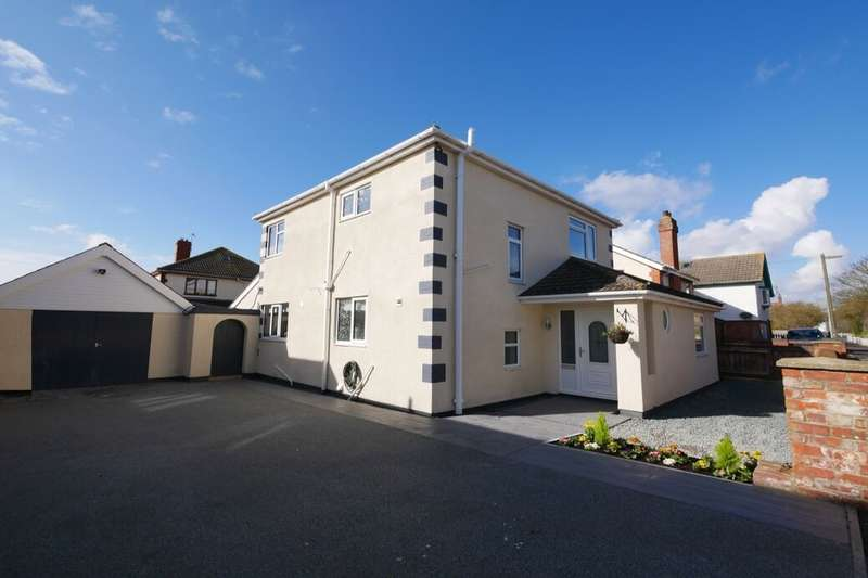 3 Bedrooms Detached House for sale in Gibraltar Road, Mablethorpe, LN12