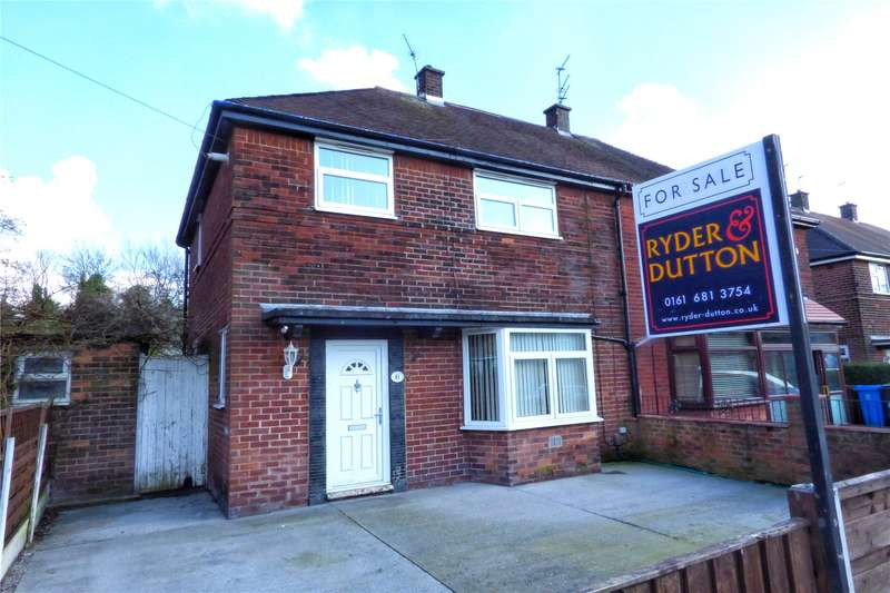 3 Bedrooms Semi Detached House for sale in Cartmel Crescent, Chadderton, Oldham, OL9