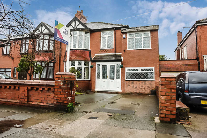 4 Bedrooms Semi Detached House for sale in Burnley Lane, Chadderton