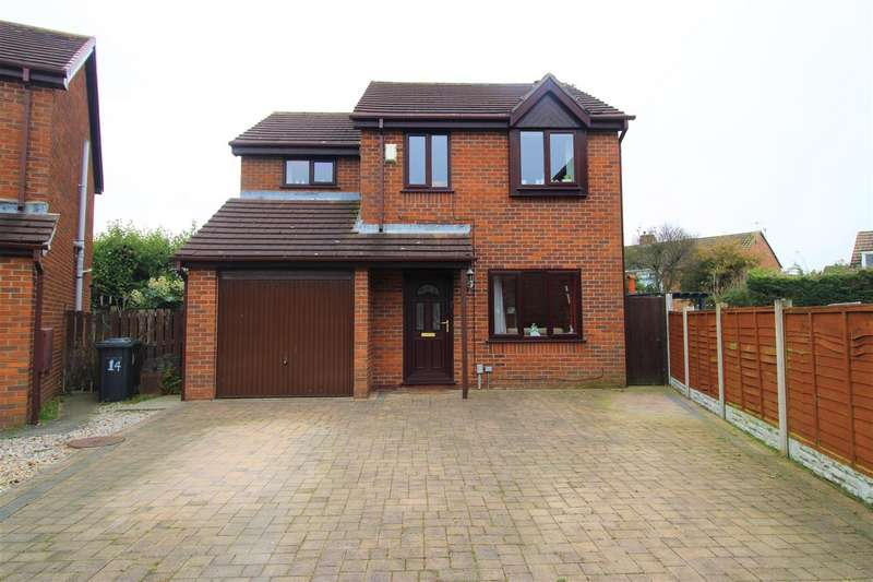 4 Bedrooms Detached House for sale in Hawthorne Crescent, Formby, Liverpool