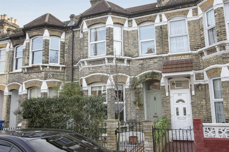 3 Bedrooms Terraced House for sale in Elcot Avenue, Peckham, SE15