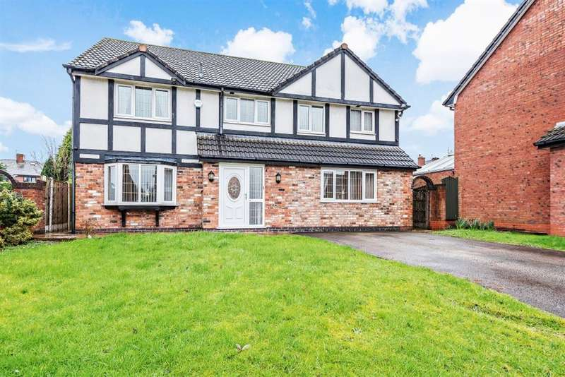 4 Bedrooms Detached House for sale in Falconwood Chase, Worsley, Manchester, M28 1FG