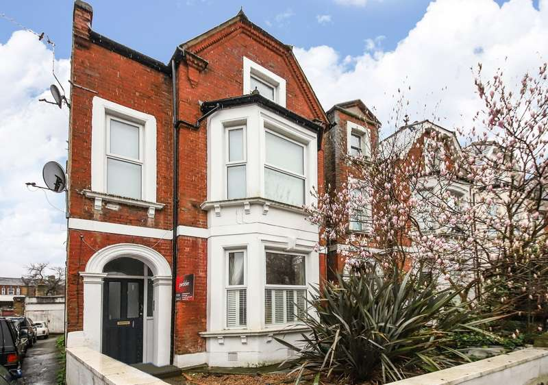 2 Bedrooms Apartment Flat for sale in Romola Road, Herne Hill