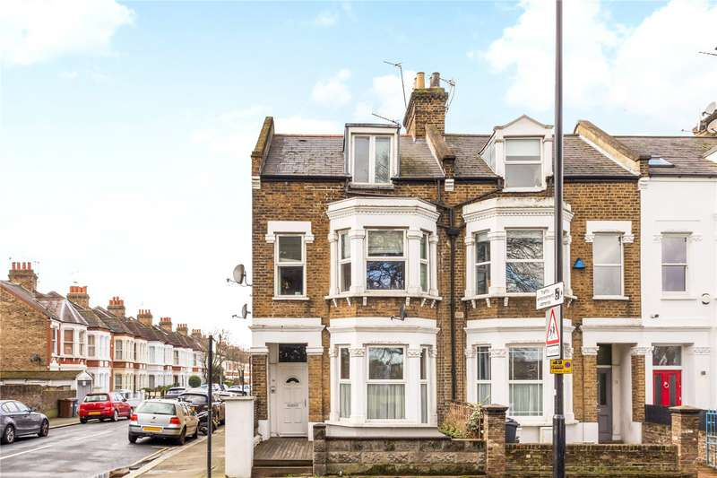 2 Bedrooms Flat for sale in Chiswick Lane, London, W4